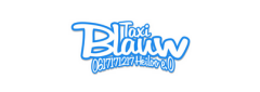 Taxi Blauw